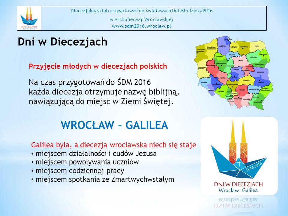 Dni w Diecezjach WROCŁAW - GALILEA