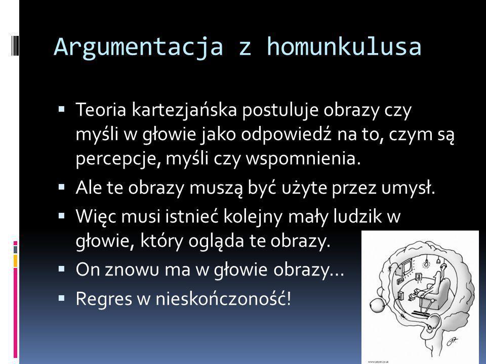 Argumentacja z homunkulusa