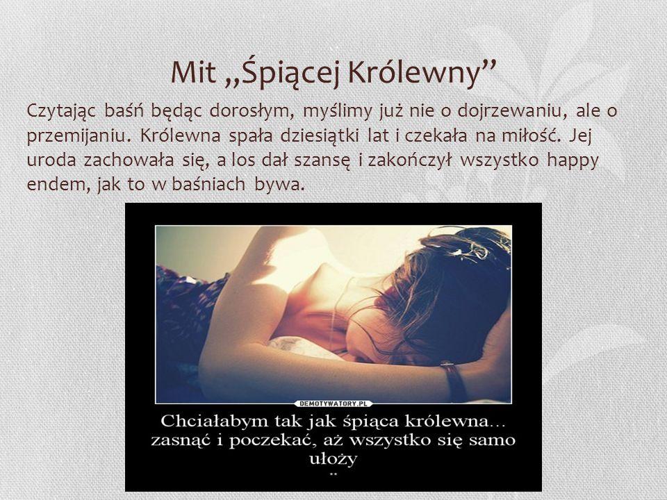 """Mit """"Śpiącej Królewny"""