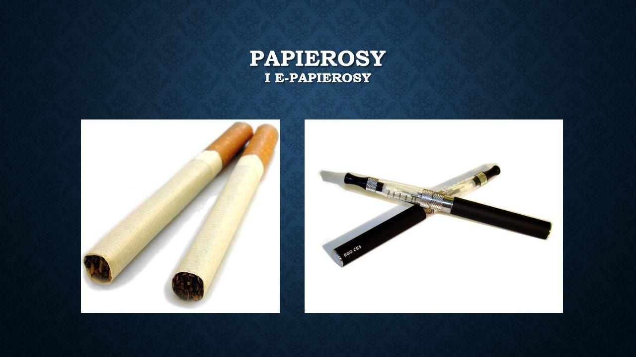 PAPIEROSY i e-Papierosy