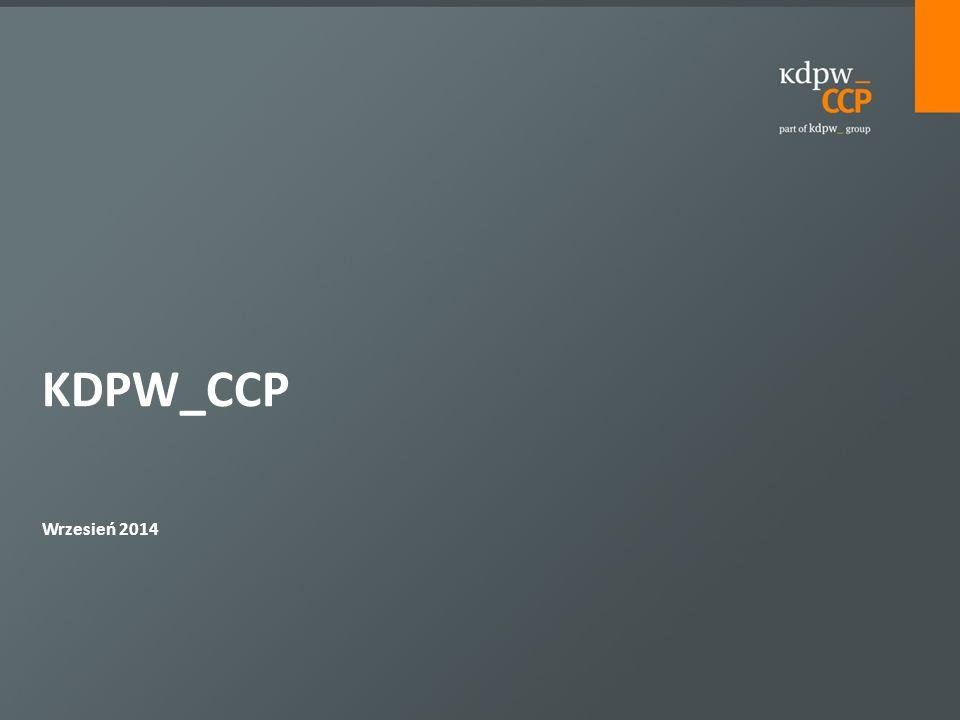 KDPW_CCP Wrzesień 2014