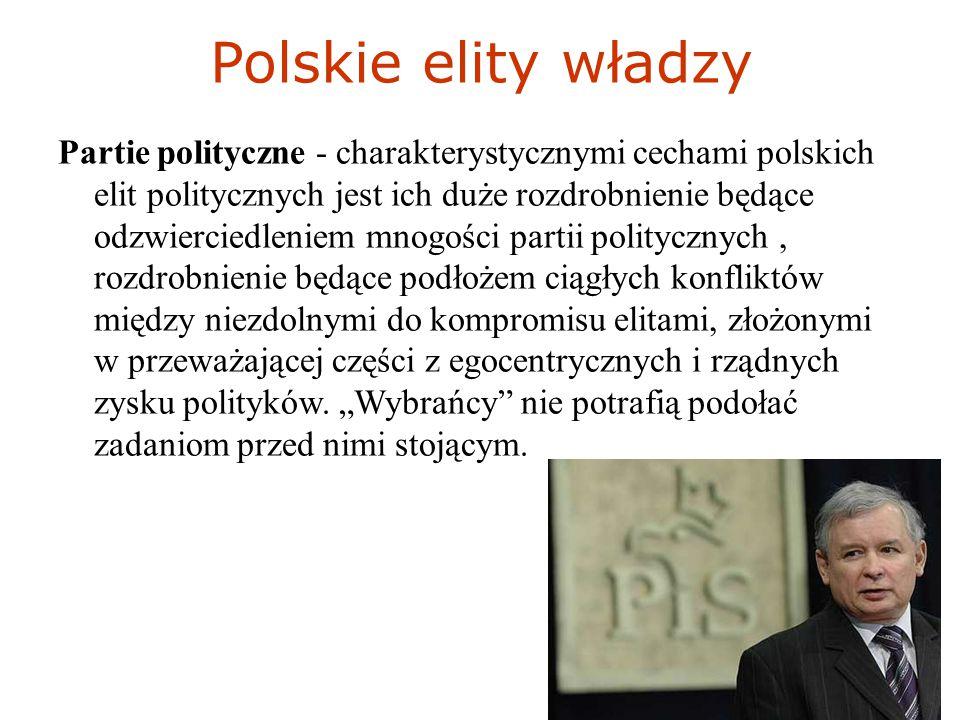 Polskie elity władzy