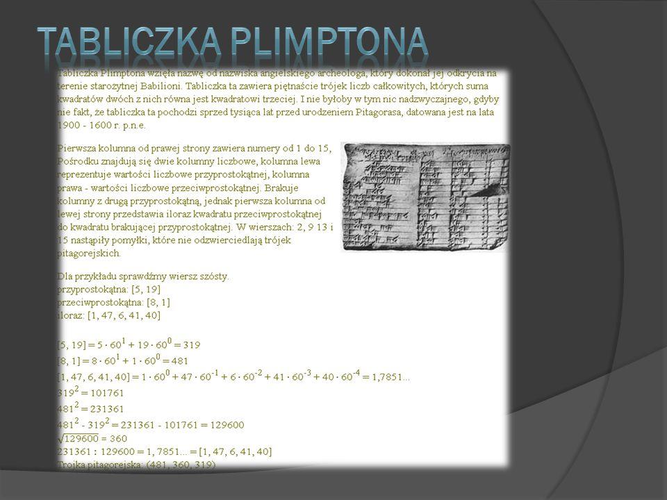 Tabliczka Plimptona