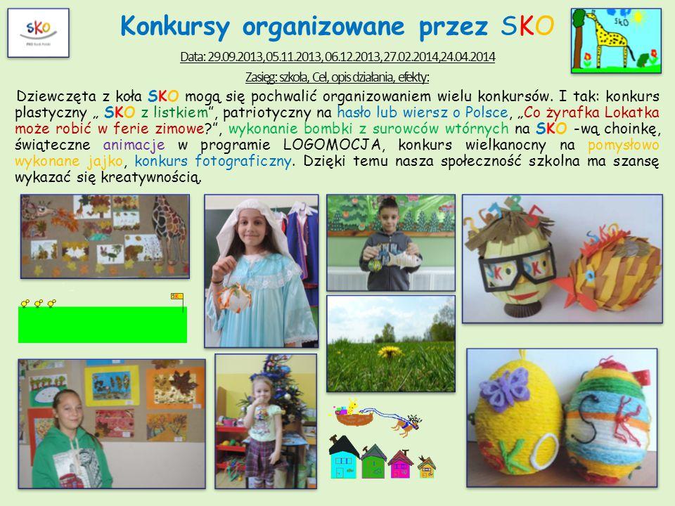 Konkursy organizowane przez SKO