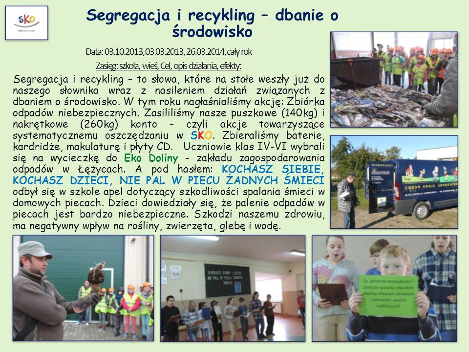 Segregacja i recykling – dbanie o środowisko