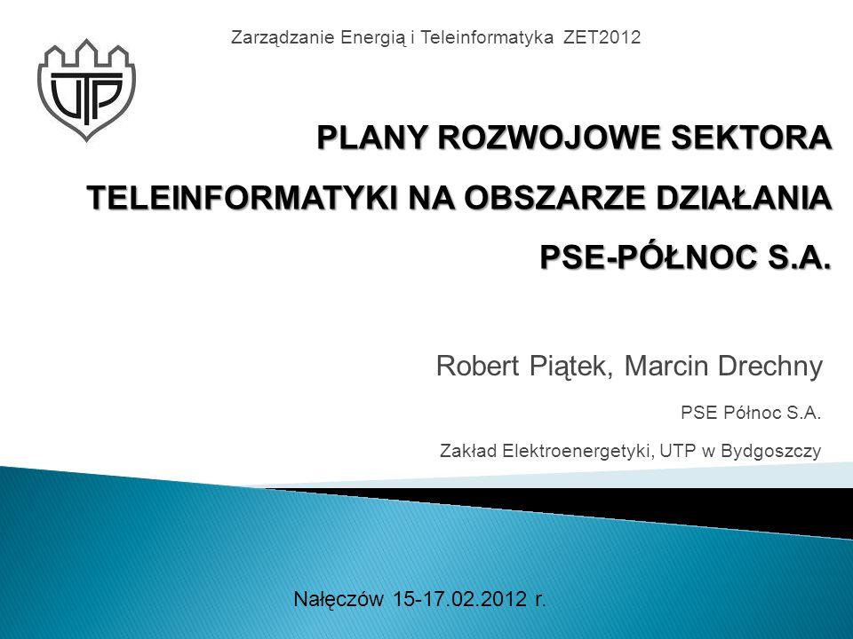Zarządzanie Energią i Teleinformatyka ZET2012
