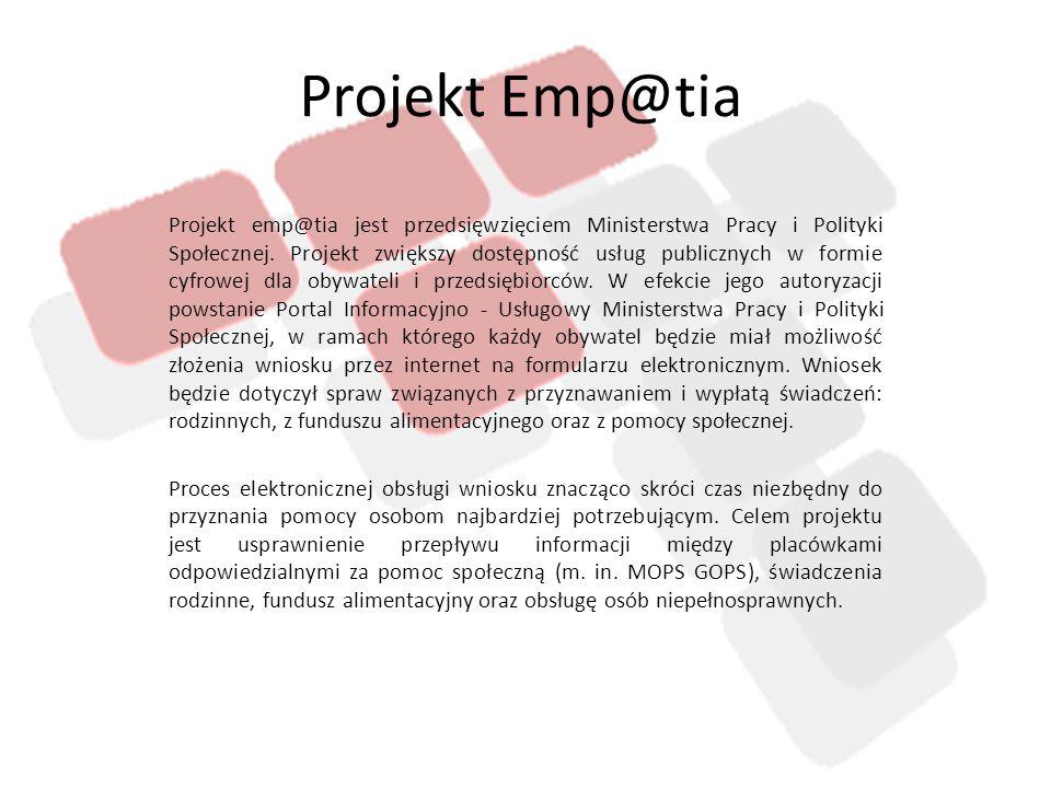 Projekt Emp@tia