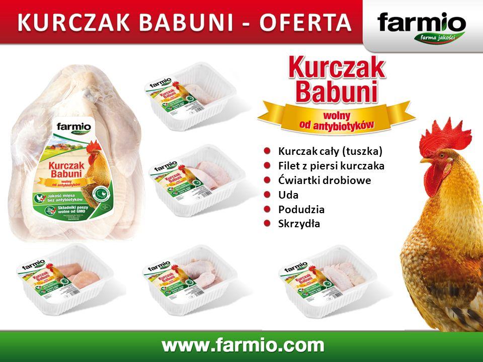 KURCZAK BABUNI - OFERTA
