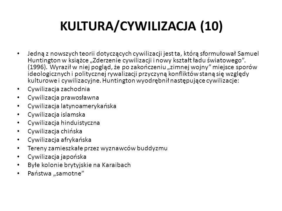 KULTURA/CYWILIZACJA (10)