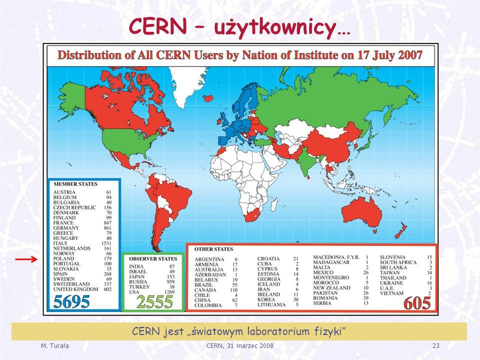 """CERN jest """"światowym laboratorium fizyki"""