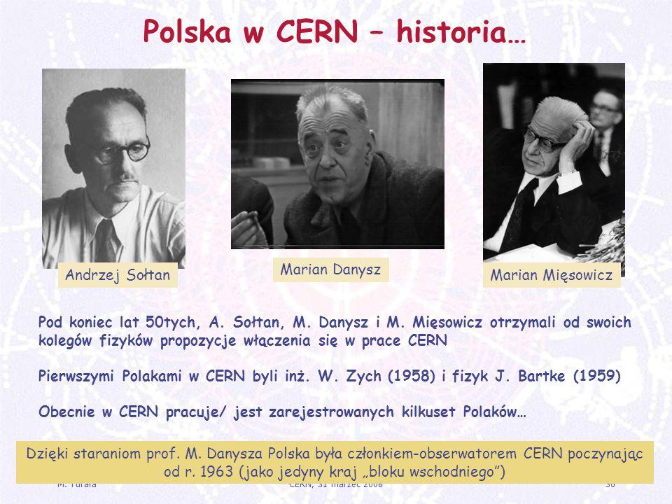 Polska w CERN – historia…