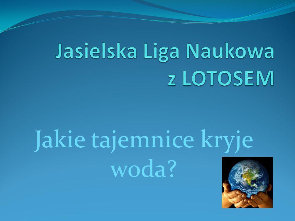 Jasielska Liga Naukowa z LOTOSEM