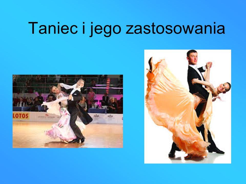 Taniec i jego zastosowania