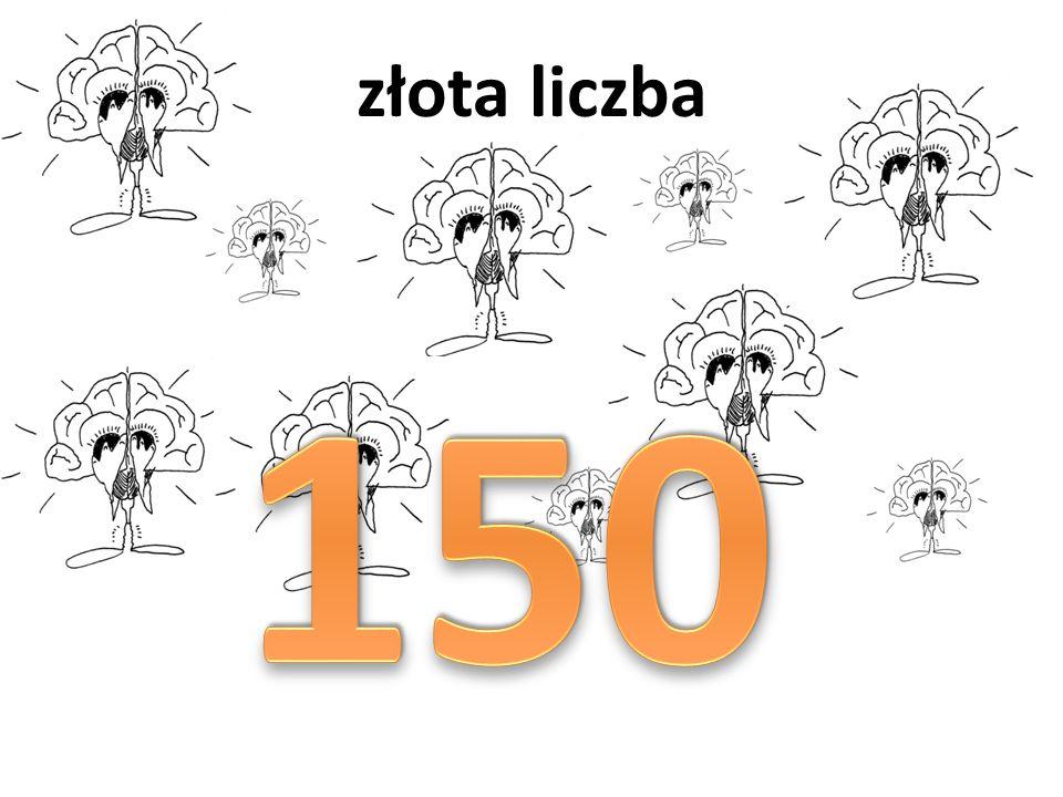 złota liczba 150
