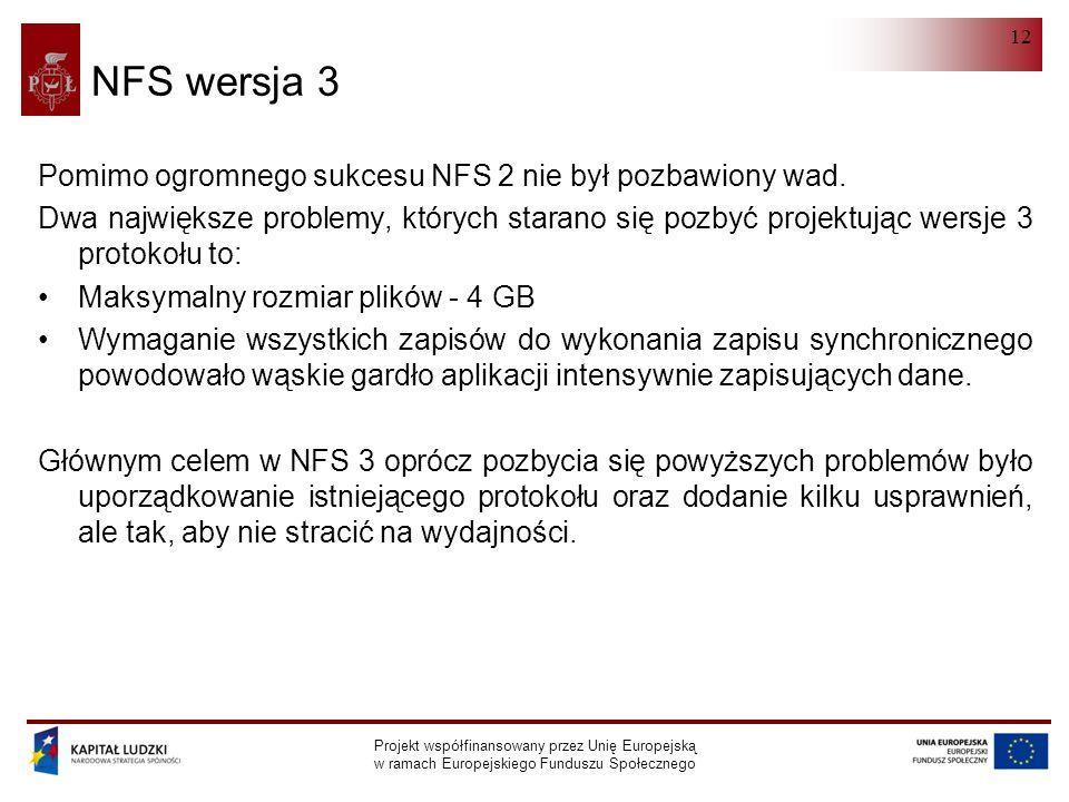 NFS wersja 3 Pomimo ogromnego sukcesu NFS 2 nie był pozbawiony wad.