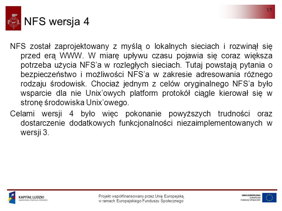 NFS wersja 4