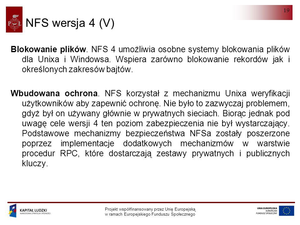NFS wersja 4 (V)