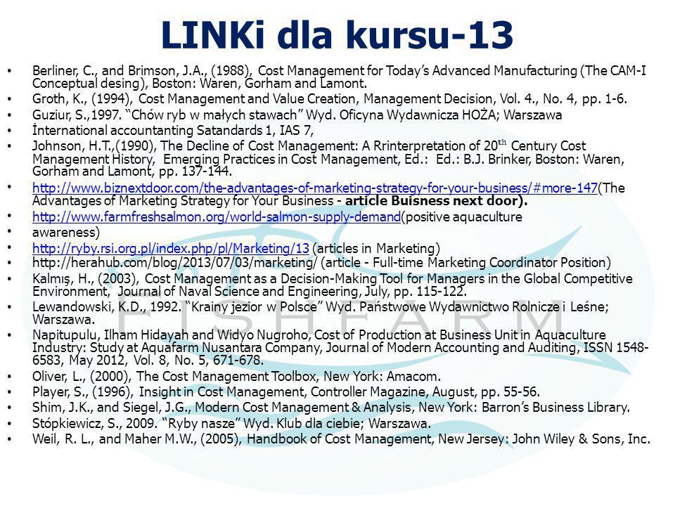 LINKi dla kursu-13