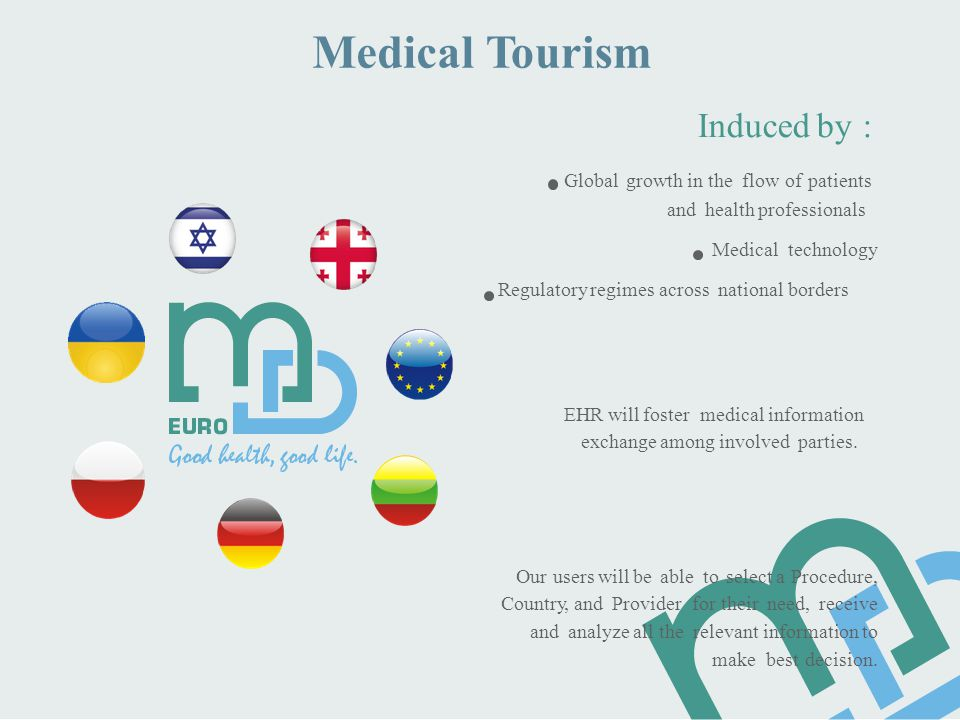 Medical Tourism Induced by : Global growth in the flow of patients