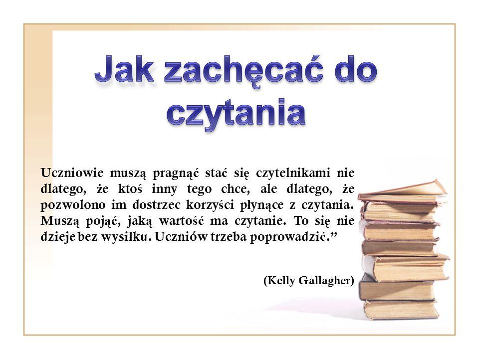 Jak zachęcać do czytania