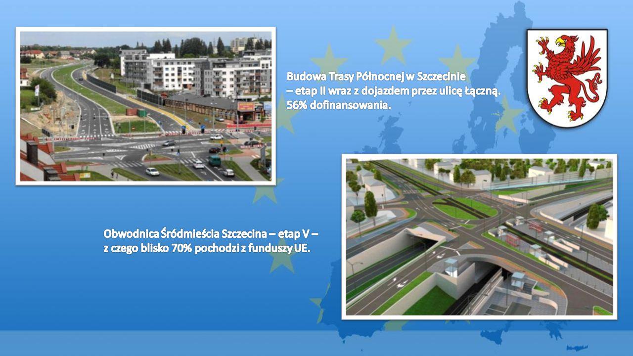 Budowa Trasy Północnej w Szczecinie