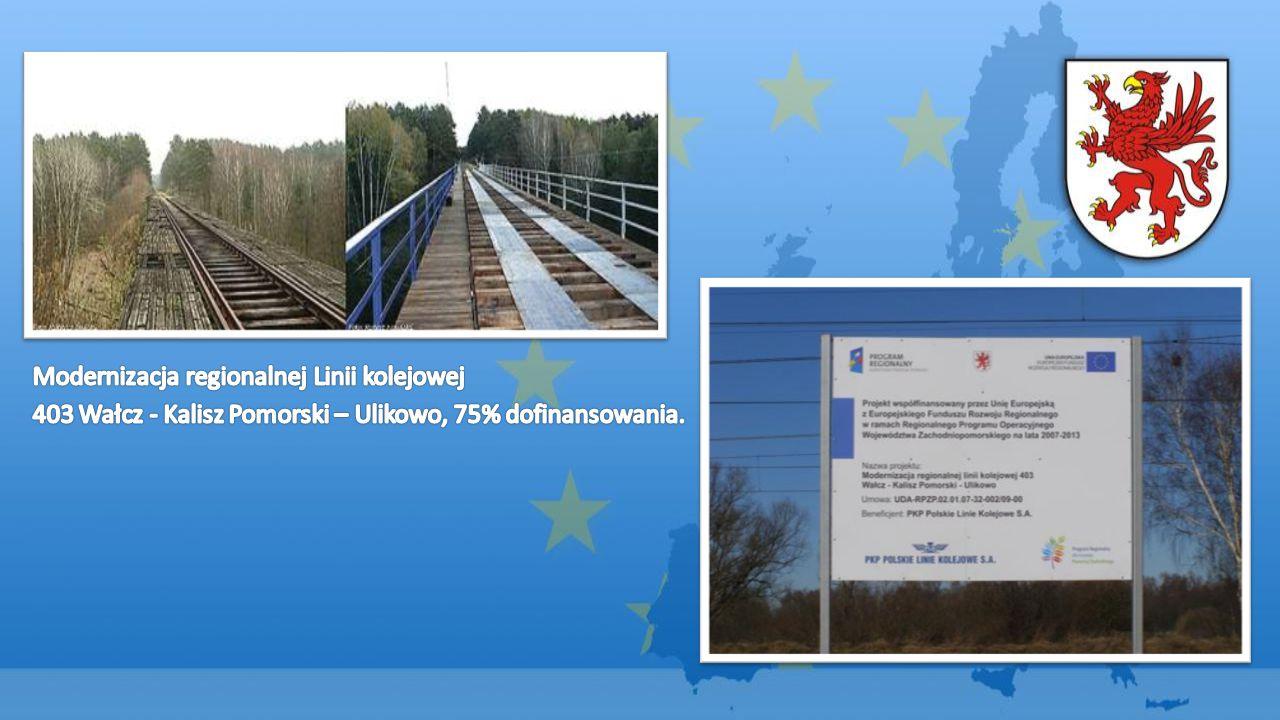 Modernizacja regionalnej Linii kolejowej