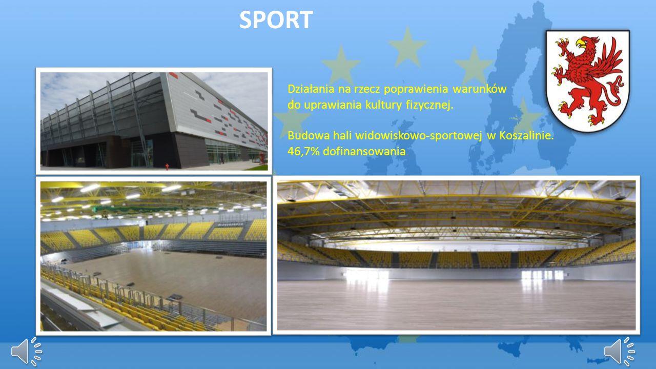 Sport Działania na rzecz poprawienia warunków