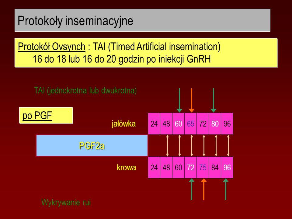 Protokoły inseminacyjne