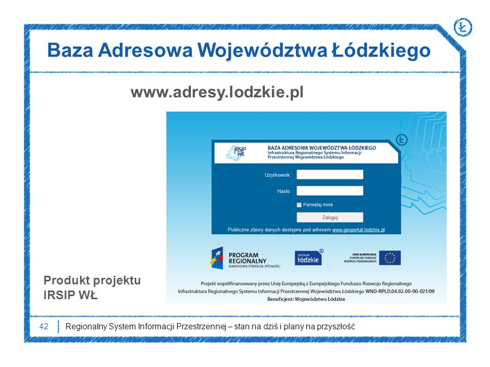 Baza Adresowa Województwa Łódzkiego