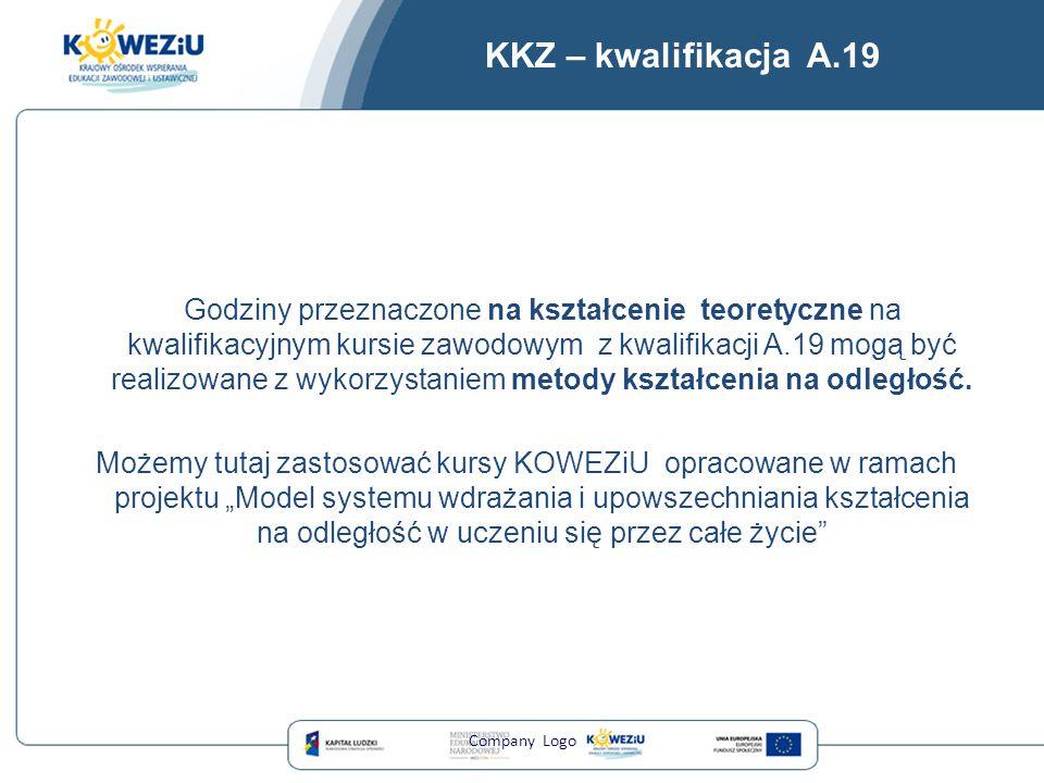 KKZ – kwalifikacja A.19