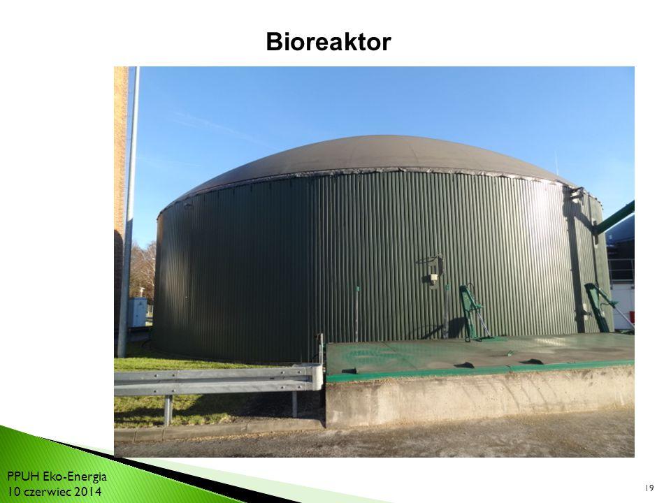 Bioreaktor PPUH Eko-Energia 10 czerwiec 2014 19
