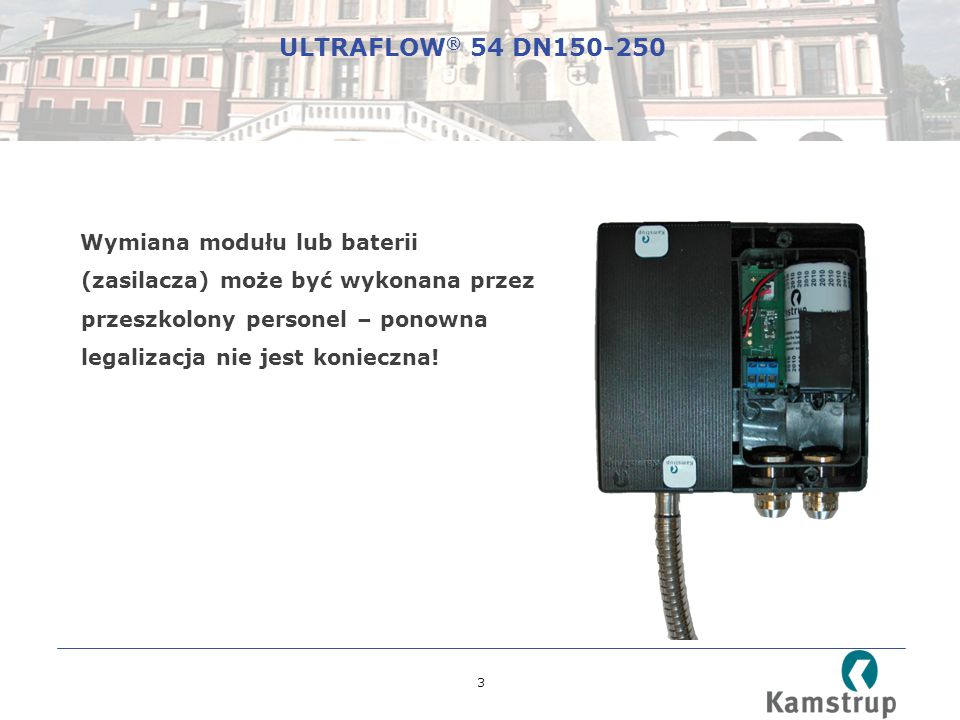 ULTRAFLOW® 54 DN150-250