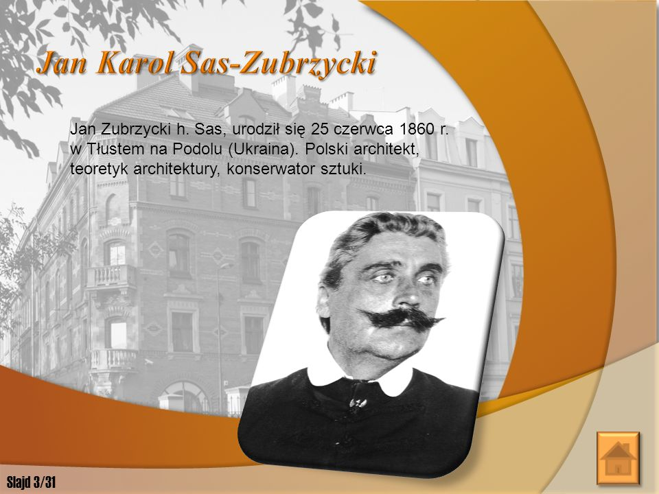 Jan Karol Sas-Zubrzycki