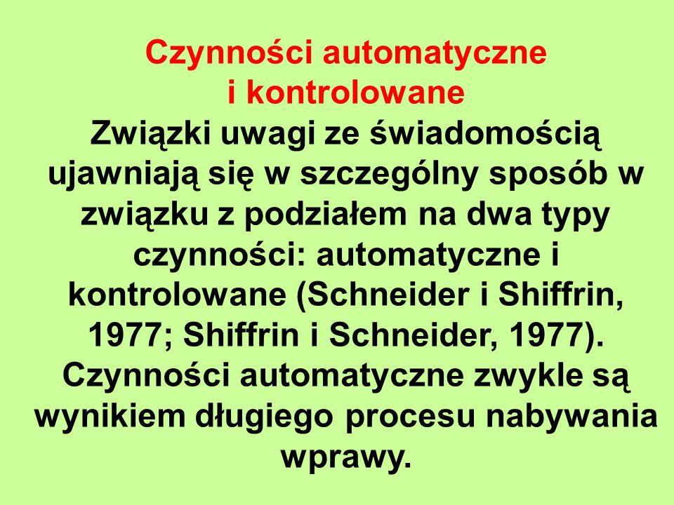 Czynności automatyczne