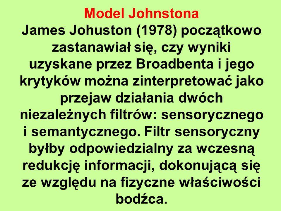 Model Johnstona