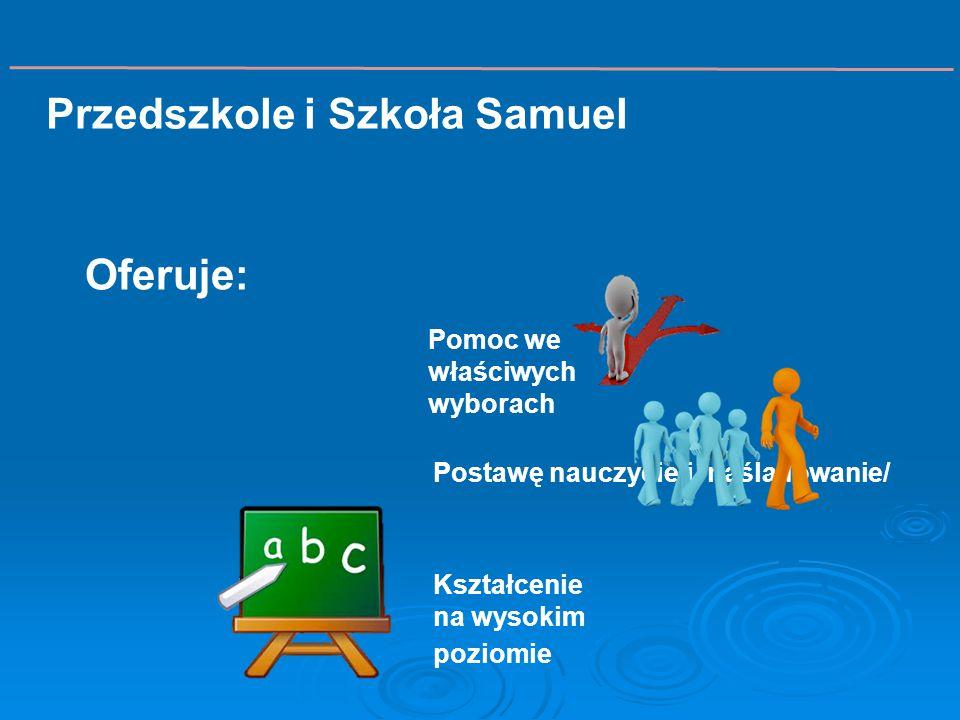 Przedszkole i Szkoła Samuel