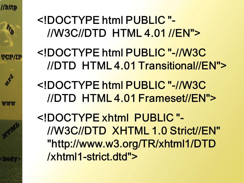 <!DOCTYPE html PUBLIC - //W3C//DTD HTML 4.01 //EN >
