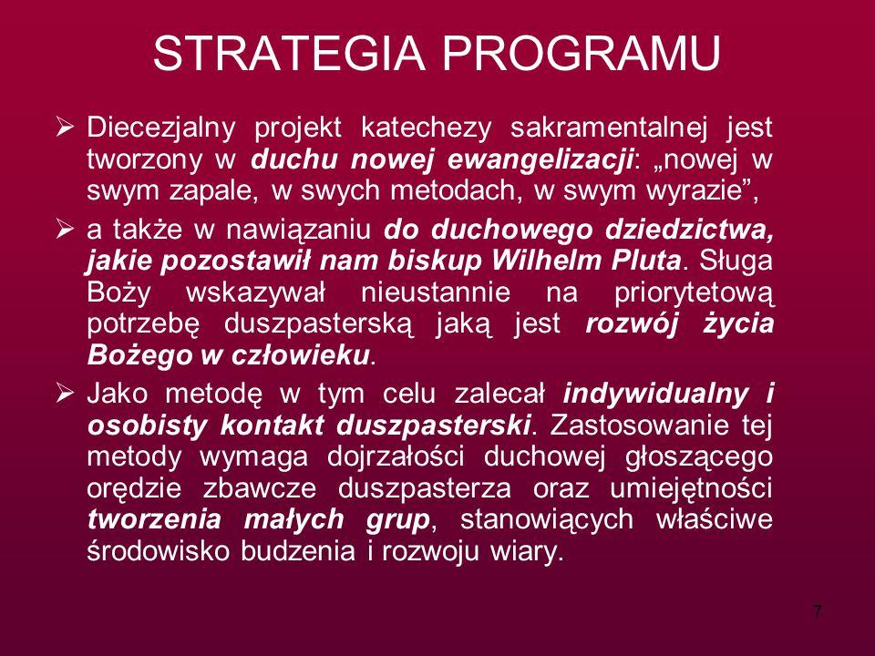 STRATEGIA PROGRAMU