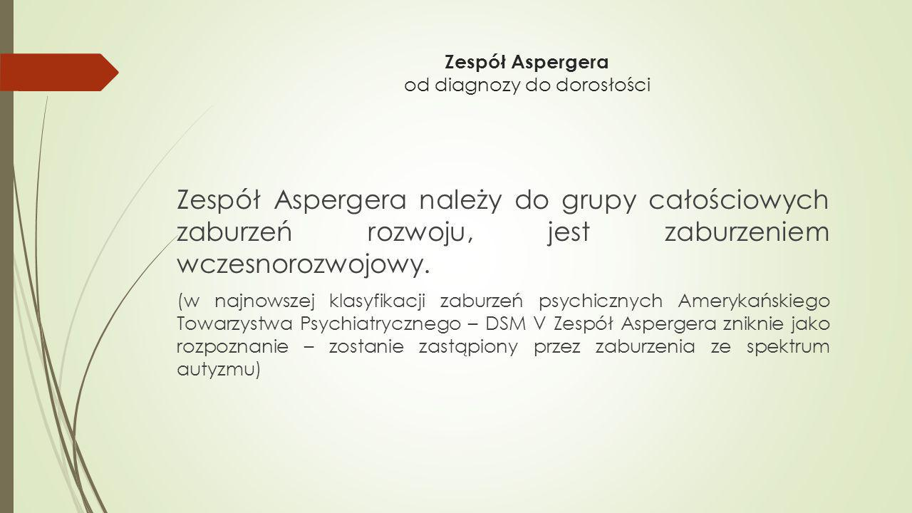 Zespół Aspergera Image