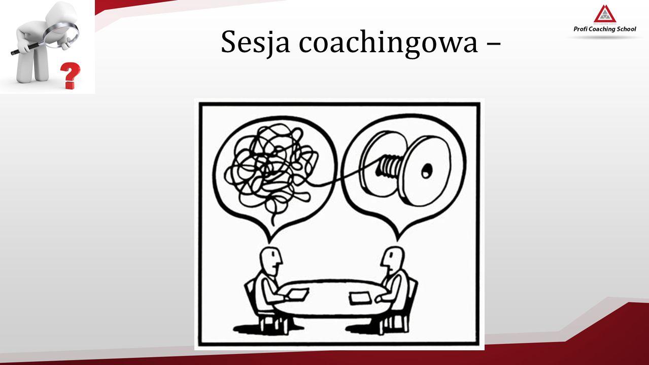 Sesja coachingowa –