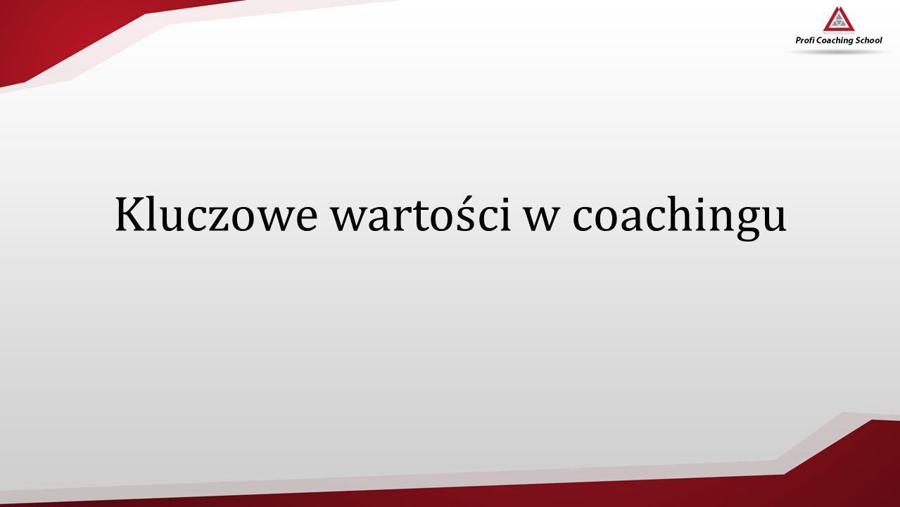 Kluczowe wartości w coachingu