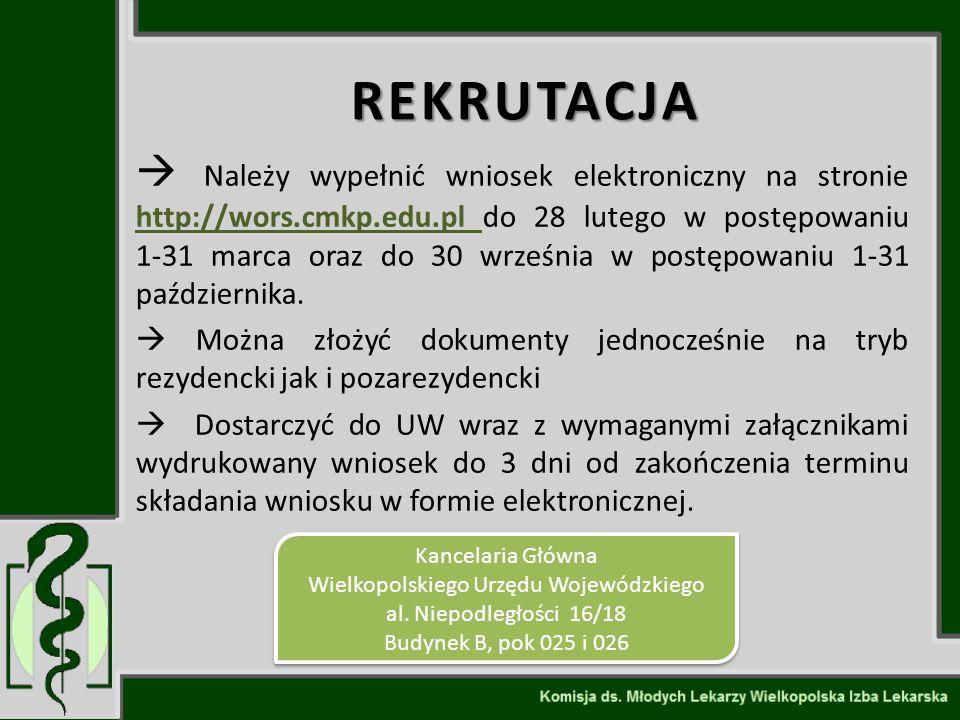 Wielkopolskiego Urzędu Wojewódzkiego