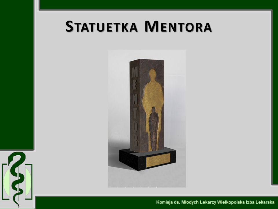 Statuetka Mentora