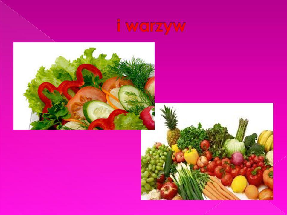 i warzyw