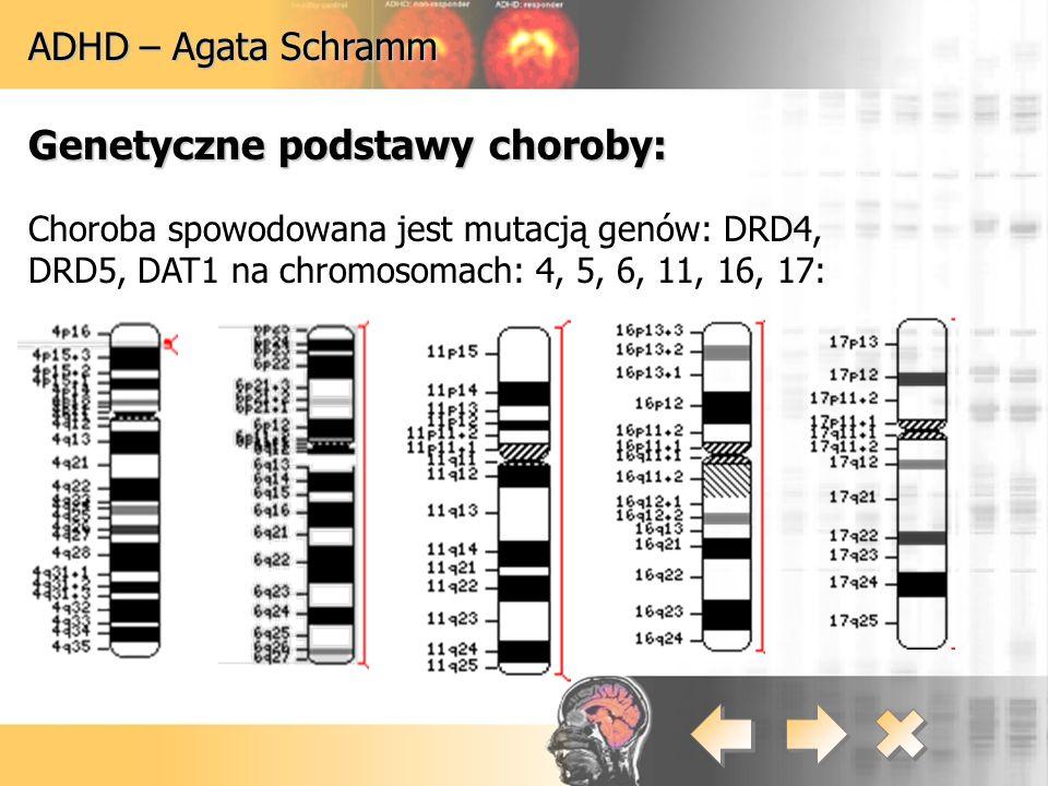 Genetyczne podstawy choroby: