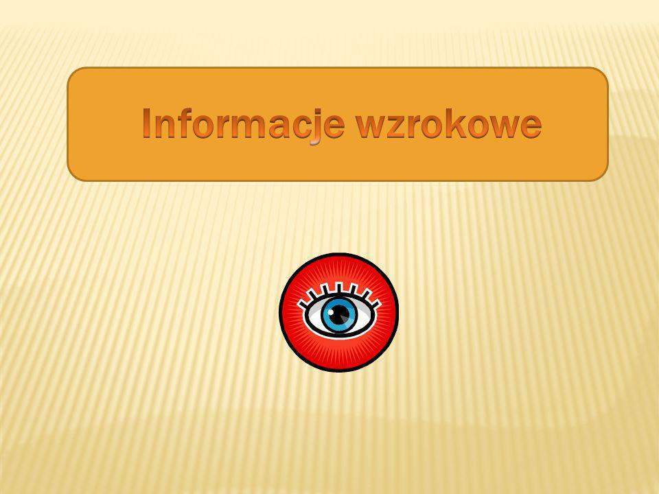 Informacje wzrokowe