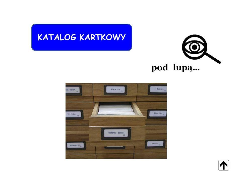 KATALOG KARTKOWY
