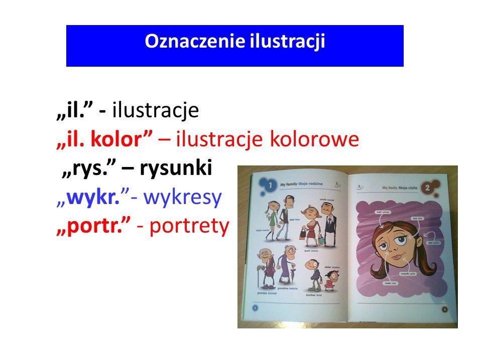 Oznaczenie ilustracji