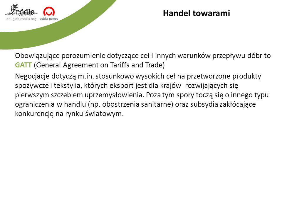 Handel towarami