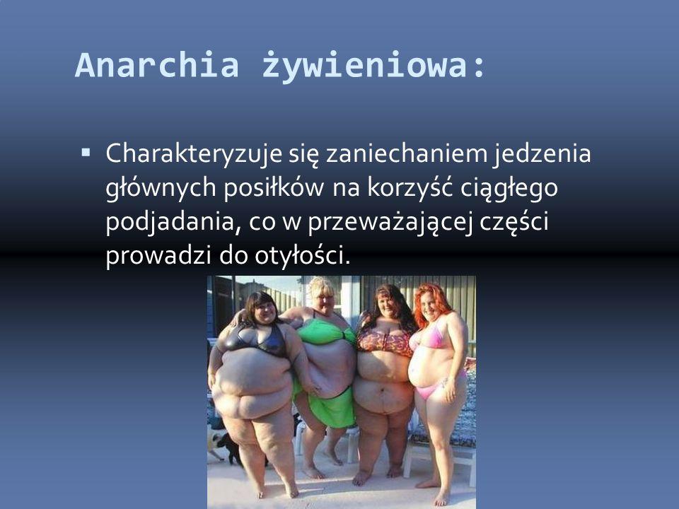 Anarchia żywieniowa: